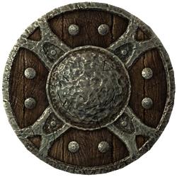 Iron Shield of Resist Fire