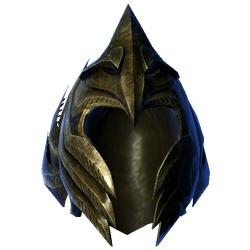 Elven Helmet of Magicka