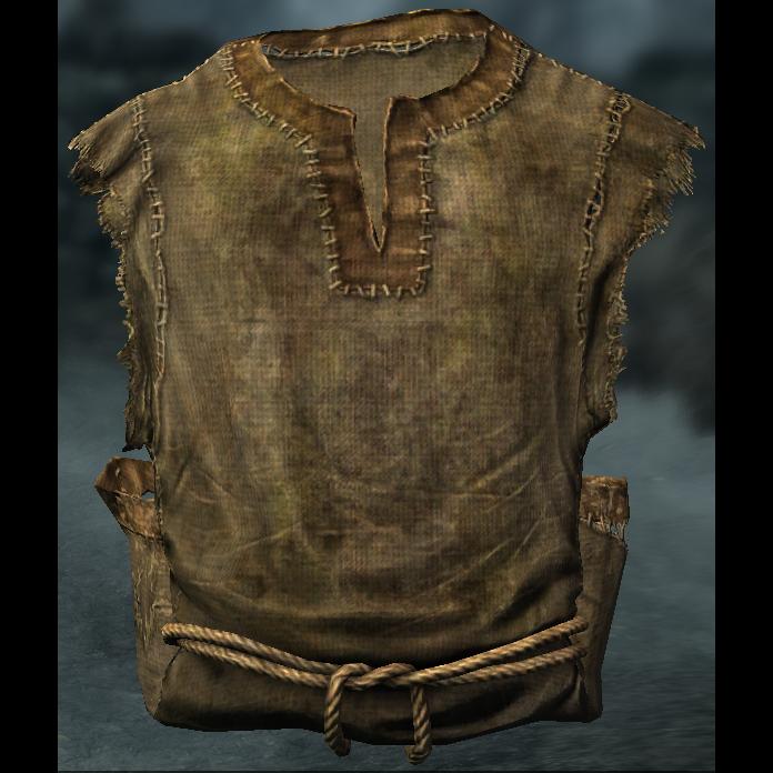 roughspun tunic