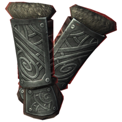 Steel Gauntlets of Sure Grip