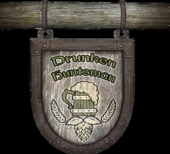 The Drunken Huntsman