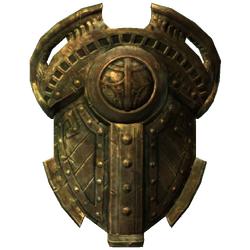 Dwarven Shield of Blocking