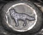 Fox glyph