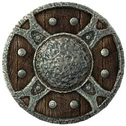 Iron Shield of Minor Blocking