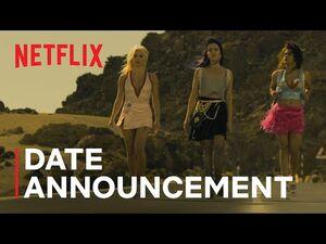 Sky Rojo - Date Announcement - Netflix