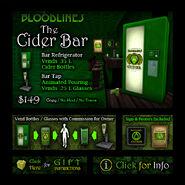 Product ciderbar