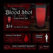 Product bloodshot