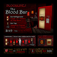 Product barblood