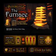 Product furnace