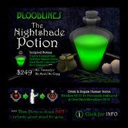 Product nightshadepotion