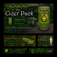 Product ciderpack