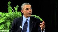 Between Two Ferns with Zach Galifianakis President Barack Obama