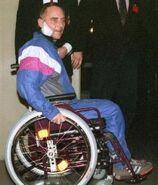 Wolfgang Schauble-wheelchair