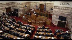 Συνεδρίαση Κοινοβουλευτικής ομάδας του ΣΥΡΙΖΑ
