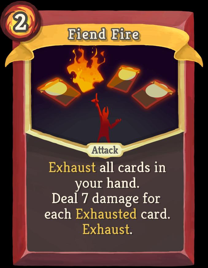 Fiend Fire
