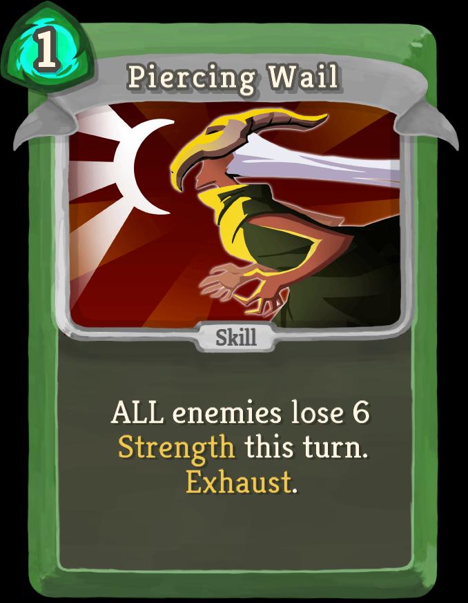 Piercing Wail