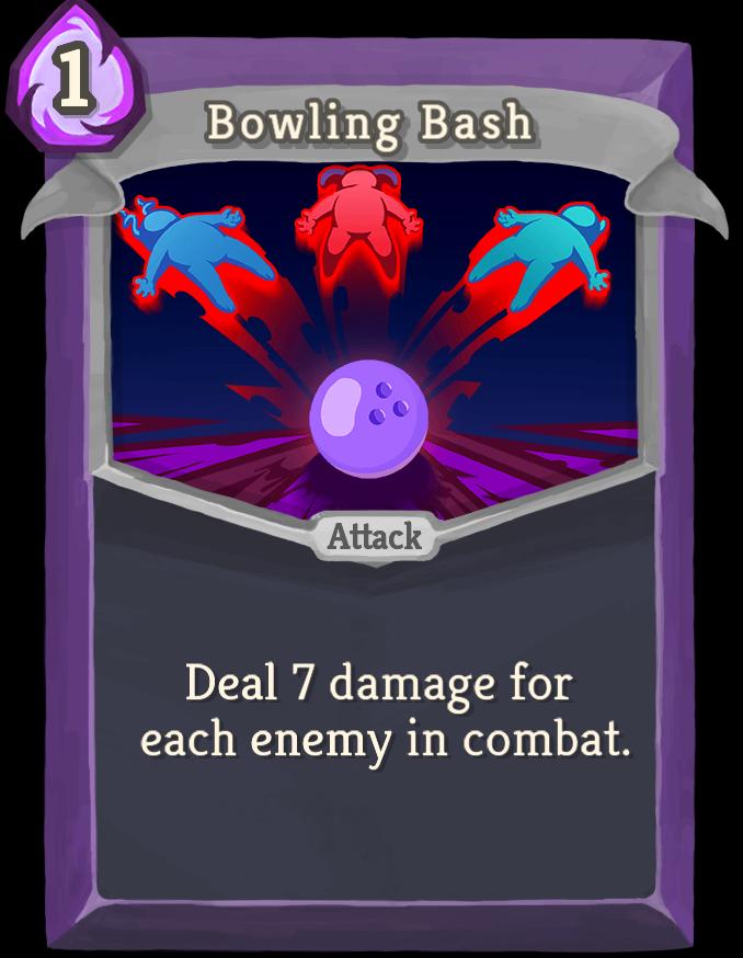 Bowling Bash