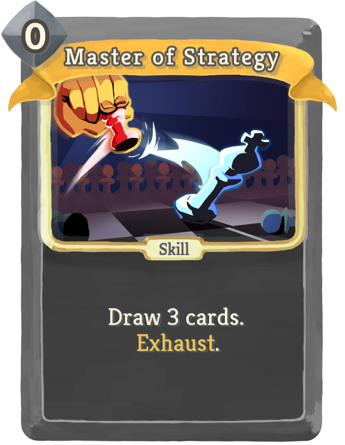 Master of Strategy