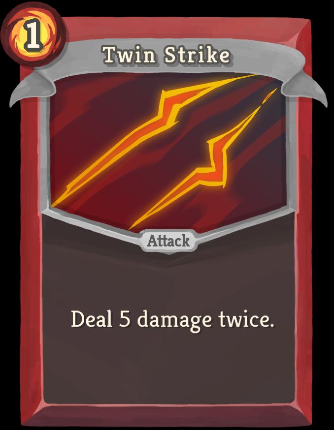 Twin Strike