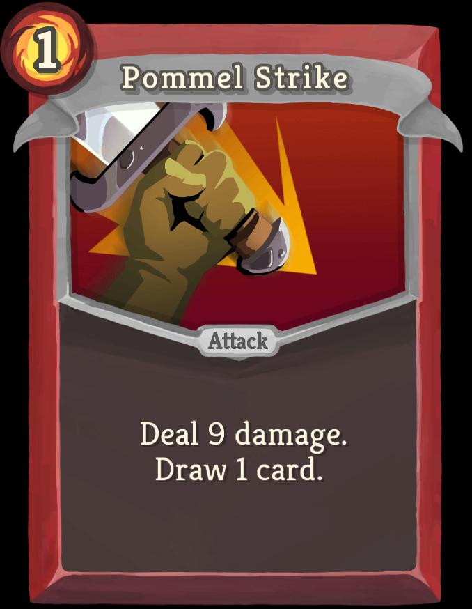 Pommel Strike