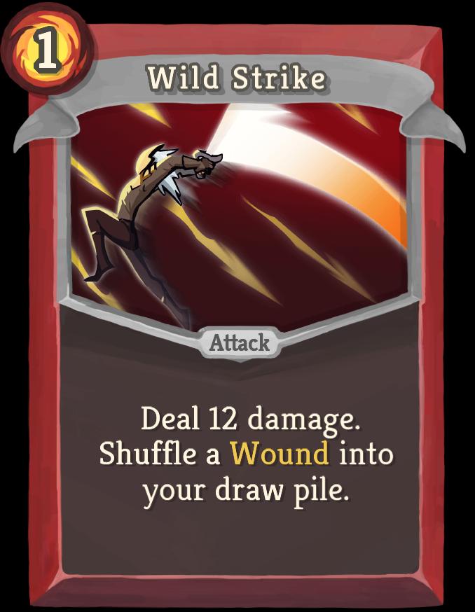 Wild Strike