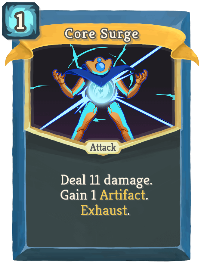 Core Surge