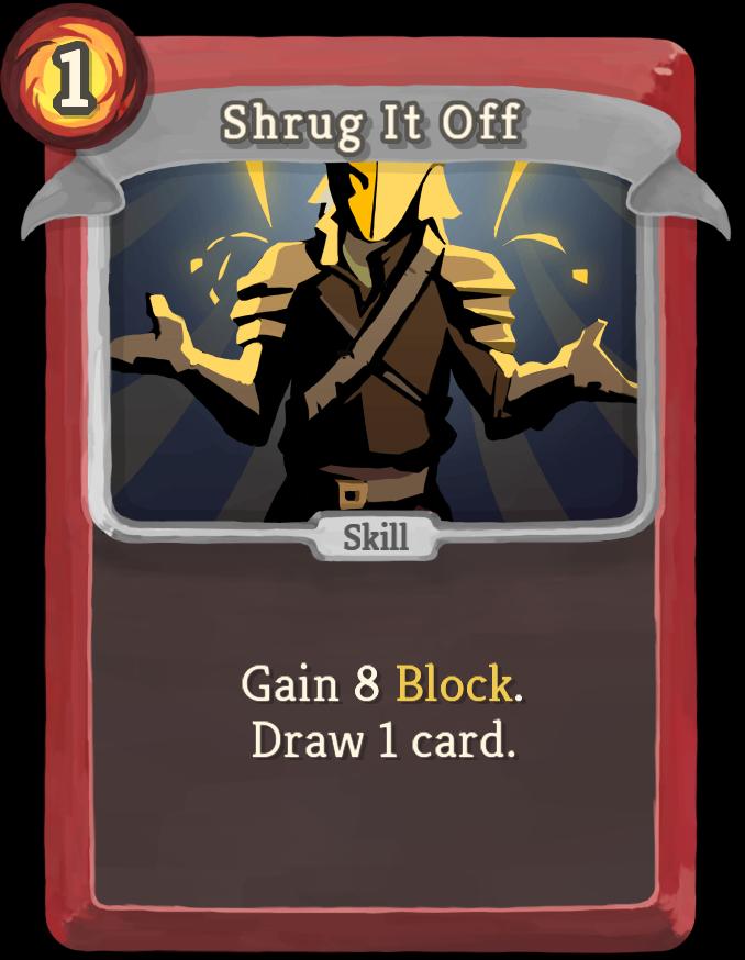 Shrug It Off