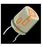 Runic Capacitor