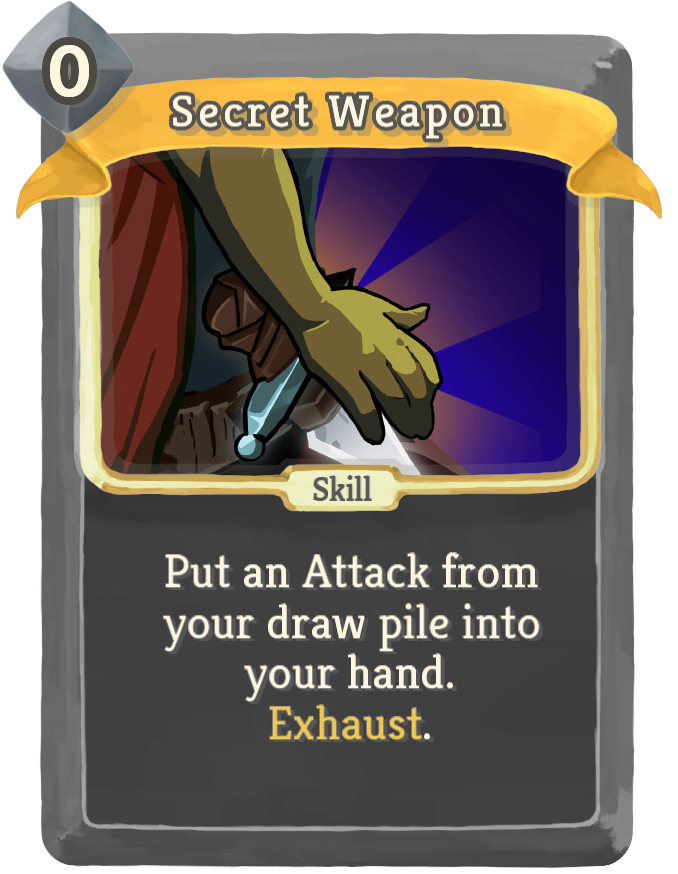Secret Weapon