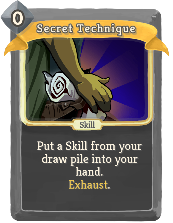 Secret Technique