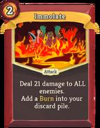 Immolate