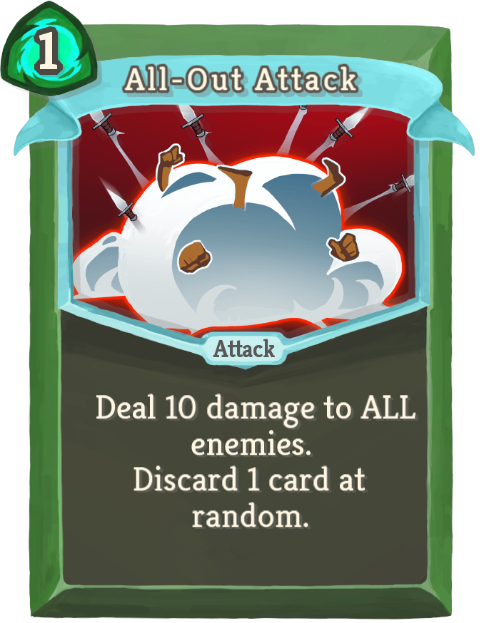 All-Out Attack