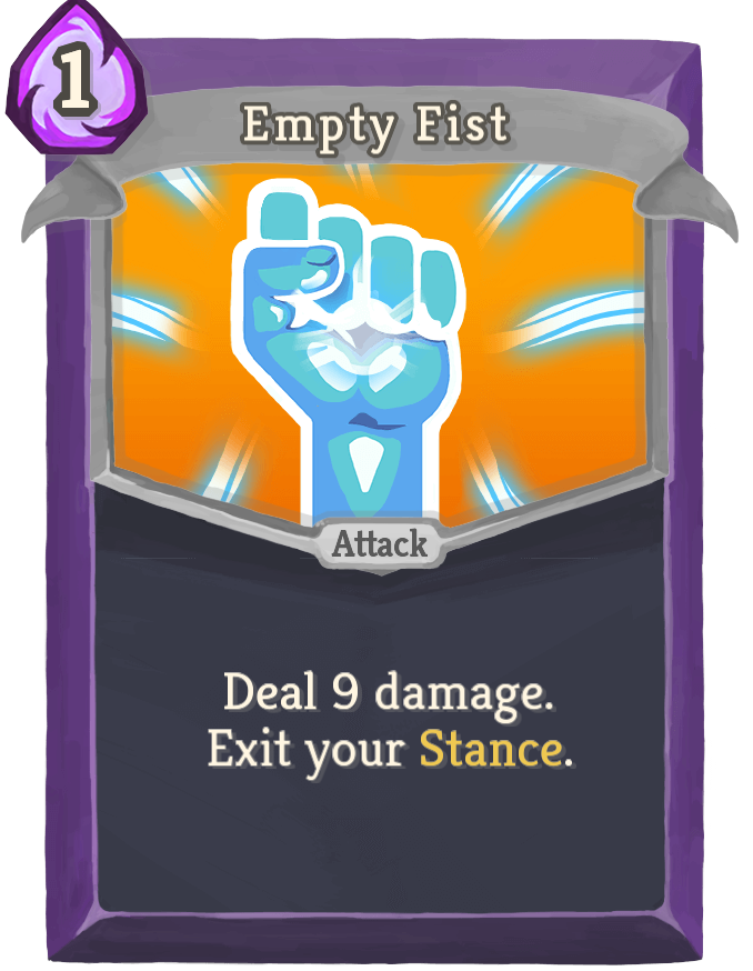 Empty Fist