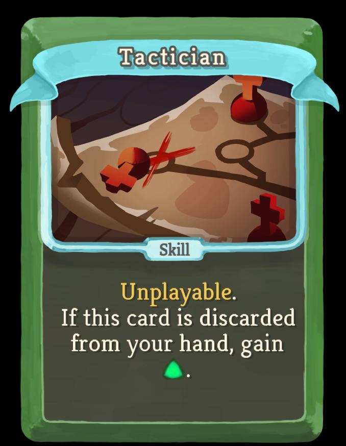 Tactician