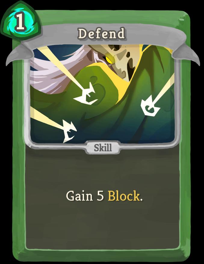 Defend (Silent)
