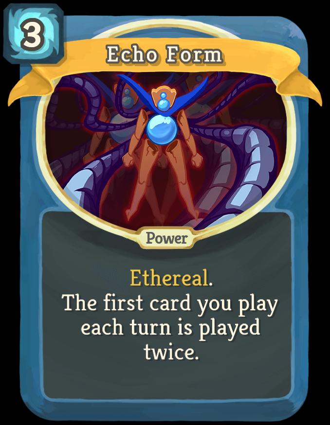 Echo Form