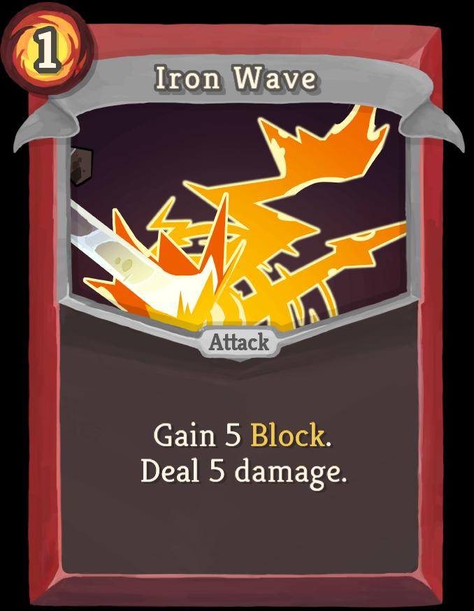 Iron Wave