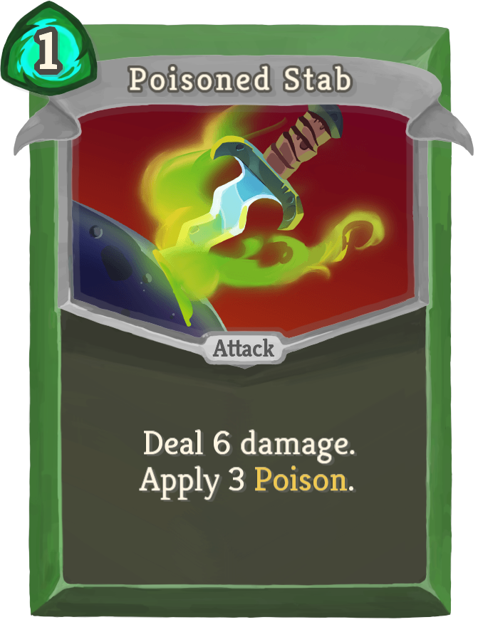 Poisoned Stab