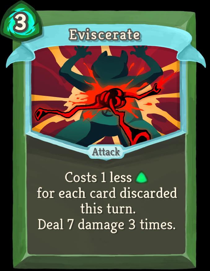 Eviscerate