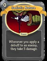 SadisticNature.png
