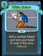 WhiteNoisePlus