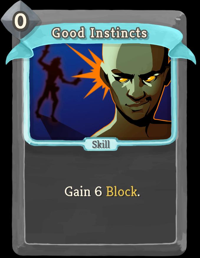 Good Instincts
