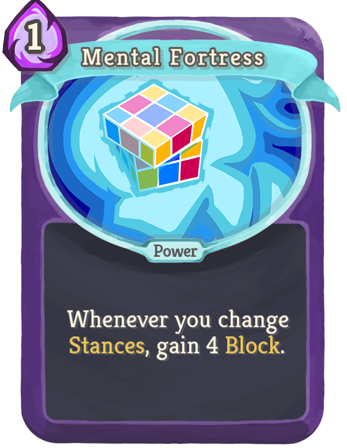 Mental Fortress