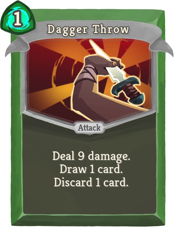 Dagger Throw