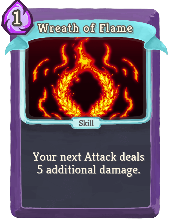 Wreath of Flame