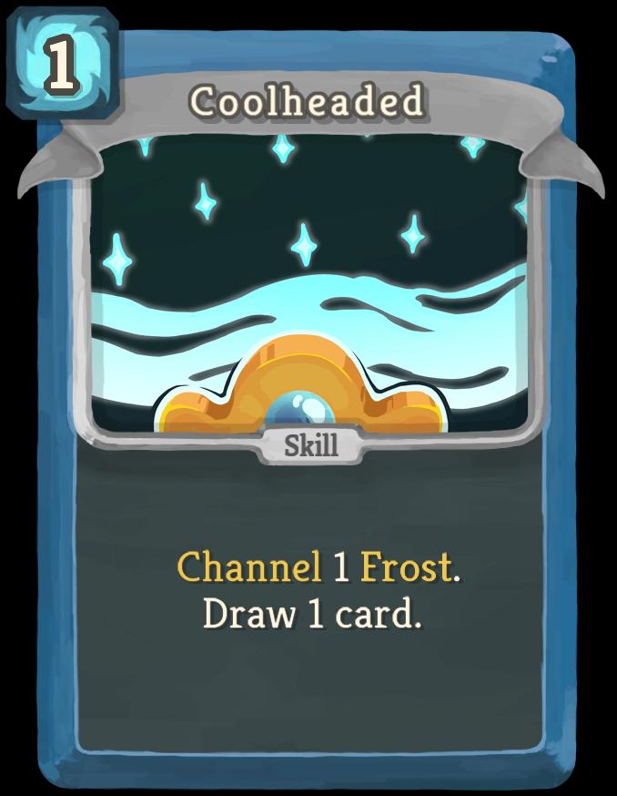Coolheaded