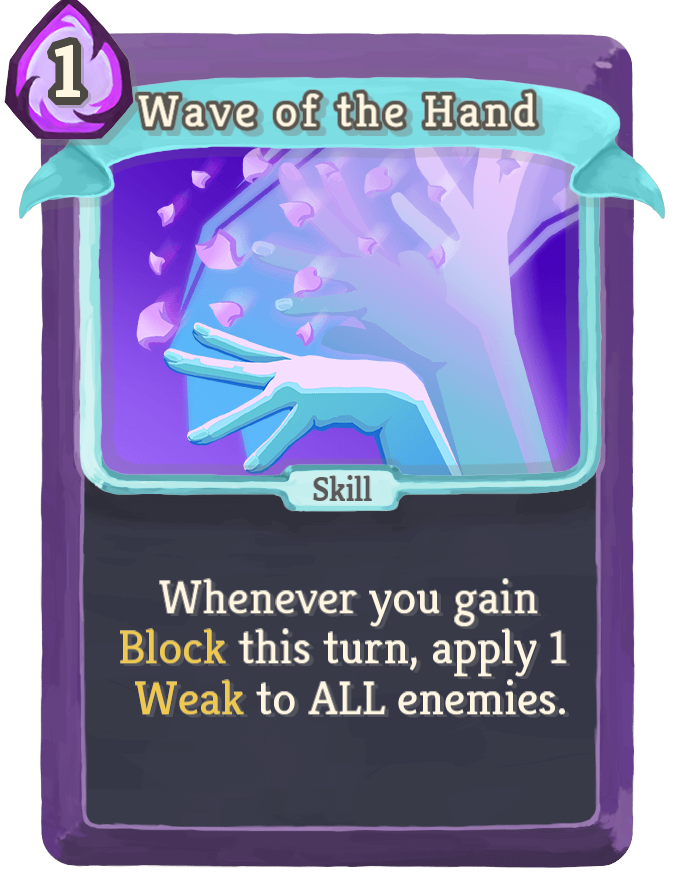 Wave of the Hand