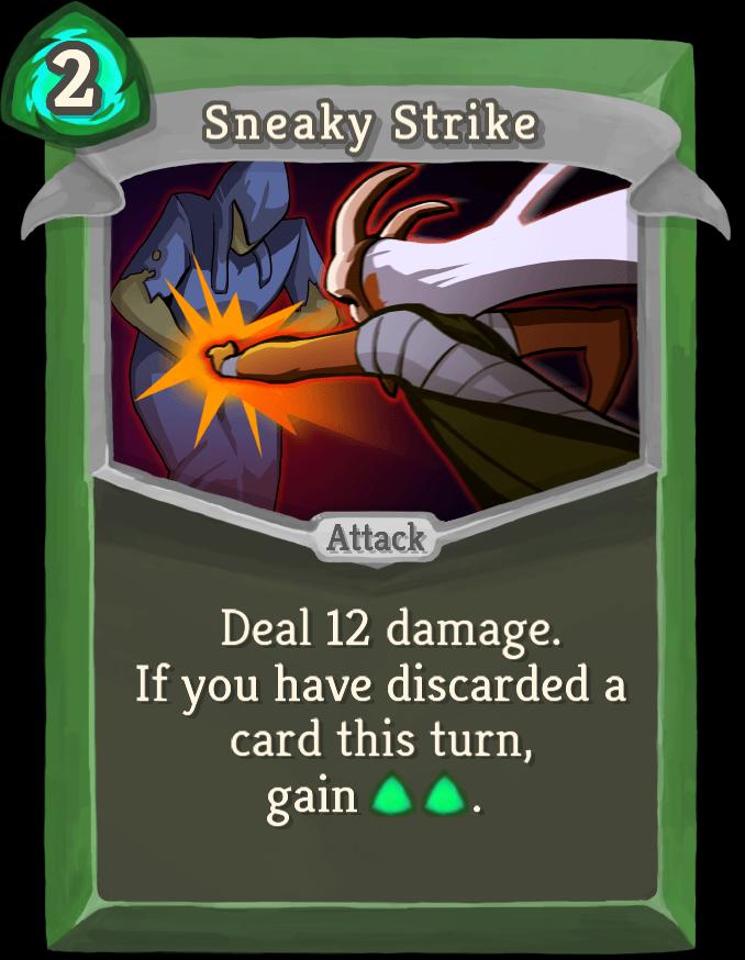 Sneaky Strike