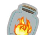 Bottled Flame