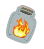 Bottled Flame